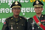 Hun Sen ký lệnh đồng loạt thăng hàm Đại tướng cho 29 sỹ quan