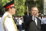 Thủ tướng Campuchia thăng hàm Đại tướng cho 6 cảnh sát