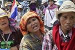 Sụp đổ ngành xuất khẩu gạo có thể đặt dấu chấm hết với chính phủ Thái
