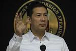 """Manila lên tiếng sau khi Tân Hoa Xã nói Tổng thống Aquino """"ngu dốt"""""""