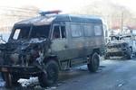 """""""Tấn công khủng bố"""" ở Tân Cương khiến 11 người chết, 4 người bị thương"""