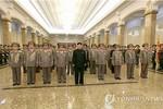 Kim Jong-un ký quyết định thăng hàm cấp tướng cho 38 sỹ quan
