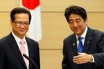 Việt Nam là đối tác ODA lớn nhất của Nhật Bản
