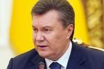 Tổng thống Yanukovych hối lộ để chạy khỏi Ukraina nhưng không thành
