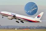 Vết dầu loang trên biển không phải của máy bay Malaysia mất tích