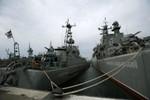 1/3 số tàu chiến Ukraine đang bị Nga vây chặt tại Biển Đen