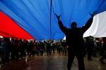 Quốc hội Crimea: Độc lập khỏi Ukraine hay sáp nhập Liên bang Nga
