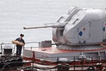 Thuyền trưởng tàu hộ tống Ukraine tuyên bố giải tán thủy thủ đoàn