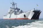 Ukraine lệnh 2 chiến hạm cuối cùng ở Crimea kiên quyết chống trả Nga