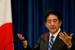 Thủ tướng Nhật Bản: Crimea có thể lặp lại ở Hoa Đông, Biển Đông