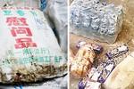 Hàng cứu trợ động đất Tứ Xuyên thối, mốc trong kho sau 6 năm đắp chiếu