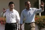 """Báo Nhật: Mỹ tìm cách """"đi dây"""", Trung Quốc """"chỉ tay một ngón"""""""