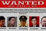 Mỹ truy tố 5 tin tặc tình báo Trung Quốc là để giúp đỡ Việt Nam?!