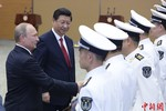 Tập Cận Bình gọi Putin bạn cũ, Nga thận trọng không lệ thuộc Bắc Kinh