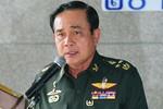 Thái Lan: Tư lệnh quân đội đảo chính chiều nay