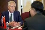 Shangri-la: Phó Tổng tham mưu trưởng Trung Quốc khen Hagel thẳng thắn