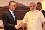 """Vương Nghị: Trung Quốc, Ấn Độ là """"đối tác tự nhiên"""""""
