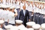 Obama lên tiếng về Biển Đông, Mỹ theo dõi 4 giàn khoan Trung Quốc