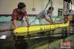Trung Quốc chế tạo máy lặn không người lái đối phó người nhái Việt Nam