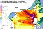 """""""Nguy cơ sóng thần lớn ở Biển Đông bị bỏ qua vì tranh chấp chủ quyền"""""""