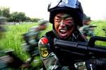 Quân chủ lực Trung Quốc thua quân xanh 6/7 cuộc tập trận đối kháng