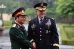 Tướng Dempsey: Đối thoại Việt-Mỹ không tránh được cái bóng Trung Quốc