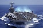 Mỹ thêm tàu sân bay tới châu Á sau chạm trán Trung Quốc ở Biển Đông