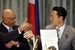 Nhật, Philippines lập liên đoàn nghị sĩ chống bành trướng trên biển