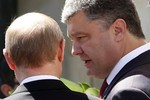Poroshenko có thể sẽ phải thỏa hiệp với Putin