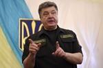 Poroshenko: Không ảo tưởng phe ly khai, sẽ bảo vệ Mariupol đến cùng