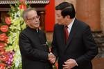 Ấn Độ và Việt Nam kêu gọi bảo vệ tự do hàng hải ở Biển Đông