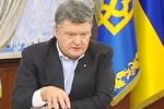 Poroshenko: Không thể thắng bằng quân sự, rút hỏa lực khỏi tiền duyên