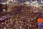 Hàng ngàn người Hồng Kông biểu tình trở lại phản đối chính phủ