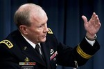 Tướng Dempsey: Quyết không để Baghdad thất thủ