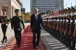 Bộ trưởng Singapore thăm TQ: Quân đội nên đứng ngoài Biển Đông