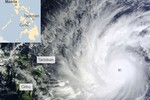 """Bão Hagupit càn quét Philippines, Tacloban thành """"thành phố ma"""""""