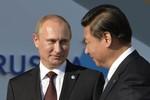 """""""Liên minh với Trung Quốc, Nga chỉ có thiệt"""""""