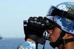 2 hạm đội hải quân Trung Quốc xuất quân diễn tập vây Nhật Bản