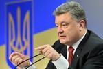 Poroshenko đồng ý hội đàm với Putin, muốn Obama cùng dự