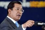 CNRP lại tuyên bố sẽ lật đổ Hun Sen, Thủ tướng Campuchia lên tiếng