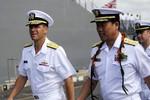 Tư lệnh Hải quân Nhật thăm Philippines, ghé căn cứ nằm sát Trường Sa