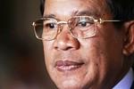 """Hun Sen: Sẽ dùng vũ lực với bất cứ ai định làm """"cách mạng Màu"""" ở Campuchia"""