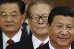 Tập Cận Bình đã chứng kiến Hồ Cẩm Đào bị Từ Tài Hậu-Quách Bá Hùng khống chế