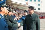 """Tập Cận Bình điều động tập đoàn quân 38 """"thay máu"""" cảnh vệ Trung Nam Hải"""