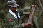 """Bộ trưởng Quốc phòng Myanmar lên tiếng vụ """"bom lạc"""" xuống Vân Nam"""