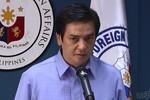 Philippines nộp 3000 trang tài liệu tố vi phạm của Trung Quốc ở Trường Sa