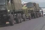 Tập đoàn quân 14 rầm rộ kéo trọng pháo ra biên giới giáp Myanmar tập trận