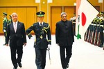 Nhật-Ấn chia sẻ dữ liệu thời gian thực tàu chiến, thương mại ở Biển Đông