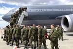 Nga chỉ trích Canada vì điều quân sang Ukraine