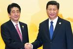 Cho xem trước bài phát biểu, Tập Cận Bình mới gặp Shinzo Abe?
